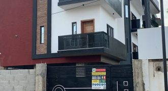 4 units of 3Bedroom Flat with a room Bq